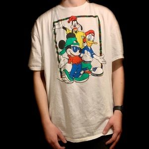 Retro Disney Official Mickey Mouse and Friends Tee